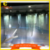 La fabbrica dell'esposizione della Cina fornisce il ghiacciolo trasparente del cubo di ghiaccio dell'esposizione della finestra