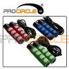 Cuerdas de salto cargadas Crossfit ajustables del apretón (PC-JR1020)
