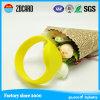 El regalo de la promoción Wristband del silicón de 1 pulgada con color llenó