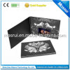 Autoplay LCD Screen Brochure Video Greeting Card für Business Gift
