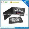 Pantalla LCD de reproducción automática Tarjeta de felicitación Folleto Video en negocios de regalos