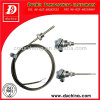 Taper PT100 Temperature Sensors pour Water Heat Meter