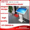 Affissione a cristalli liquidi Interactive Table Widely Applied dell'OEM 42 Inch Touch Screen nella Banca e in Hotel