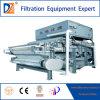 Grande capacité traitement en continu le filtre-presse de courroie