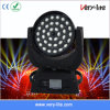Gemaakt in China 36*10W RGBW 4in1 LED Moving Head Light