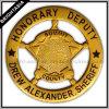 Army Emblem (BYH-10010)のための品質のHollow Cuttingメタルピン