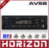 AOVEISE AV58カーオーディオプレーヤー電動調整MP3