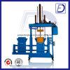 Presse en plastique de presse hydraulique de perte de papier de rebut de Y82t-63f