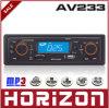 Joueur de MP3 électrique de l'ajustement AV233, joueur de MP3 de voiture