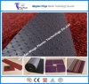 Estera de puerta al aire libre durable de la bobina del PVC del precio bajo