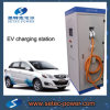 Electric Vehicles를 위한 Chademo와 SAE DC Fast Charging Stations