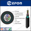 2 12 96 Core Double Sheath Steel Wire Strand Loose Tube Communication Fiber Optic Cable (GYTY53)