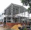 Edificio de acero de dos pisos para aplicaciones industriales