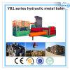 Scarto di metallo ferroso della pressa per balle di alluminio dello scarto Y81 che ricicla macchina (con l'iso del CE)