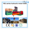 Métal en aluminium de presse du rebut Y81 réutilisant la machine (OIN de la CE)