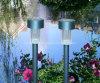 Lumière solaire en plastique