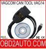 El maleficio de VAG14 Vagcom 12.12.0 Vcds 12.12 puede VAG 14 del interfaz VAG12.12 del USB para el asiento de VW Audi Skoda