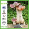 Jardim Resina grossista Estátua Cogumelo (NF11215-2)