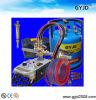 Режущие инструменты CNC Flame Metal Railway с Petrol