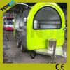 De openlucht Auto van het Voedsel van de Vrachtwagen van het Voedsel Mobiele voor Verkoop