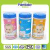 Wipes bagnati del bambino, tessuto bagnato, tovagliolo di pulizia del bambino (BW-034)