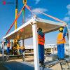 20FT het draagbare Bureau van de Container, het Beweegbare Bureau van de Container, de Mobiele Container van het Bureau