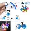 Bolas calientes del yoyo del juego LED de la mano de la persona agitada del dedo del juego de la venta