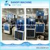 Frasco Pet Semiautomático tornando Sopradora máquina de sopro de garrafas de plástico PET