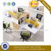 Bookcase attaché huche Gestionnaire en bois du Cabinet Office Desk (HX-8NR0495)