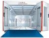 Câmara de pulverizador da pintura Wld8400/cabine carregadas auto água pintura do carro