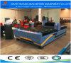 Tipo máquina da tabela de estaca do CNC com plasma inferior da estaca da água