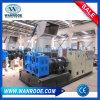 Banheira 150-1000kg/h único parafuso de PP película PE granular Linha Pelletizer plástico máquina de reciclagem