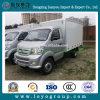 Mini camion de nourriture de cadre de Sinotruk Cdw avec les pièces de rechange libres
