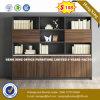 O mobiliário moderno lounge tecido Pale-Gray Cadeira de lazer com os corrimões (HX-8N1578)