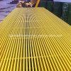 Gril discordant GRP de fibre de verre râpant la grille de FRP Pultrued