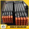 API de varillas de perforación Frictioned