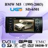 BMW M5 (SD-6501)のユーゴ車DVD GPSプレーヤー