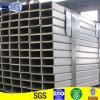 Cuadrado del acero de carbón y tubos o tubos rectangulares en 80X120m m