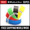 Kundenspezifischer Bildschirm gedruckte Tyvek Wristbands