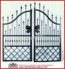 錬鉄のゲートの金属のゲート(SK-5633)