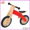 Brinquedo para Criança - Bicicleta de Madeira com Rodas de 12 Polegadas de Borracha (W16C014)