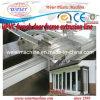 플라스틱 PVC UPVC Windows 단면도 압출기 기계장치