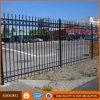 Panneaux enduits de frontière de sécurité en métal de dessus de lance d'usine/frontière de sécurité de poudre