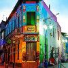 Pintura de casa exterior de la emulsión de acrílico del polímero del estireno de la alta calidad de China
