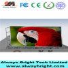 P10 muestras al aire libre de alquiler de la pared video al aire libre LED