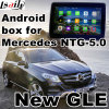 La interfaz de video de navegación GPS Android para el Mercedes-Benz Clase Gle (NTG-5.0)