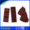 Диск USB 2.0 силикона шоколада высокого качества внезапный
