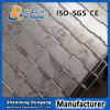 Venta caliente personalizado especial vínculo de la placa de bisagra de transportador de correa de acero para la calefacción industrial