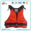 Sussidio di galleggiabilità della gomma piuma del PVC di colore rosso a Paddling