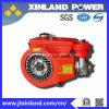 수평한 ISO9001/ISO14001를 가진 공기에 의하여 냉각되는 4 치기 디젤 엔진 165fa